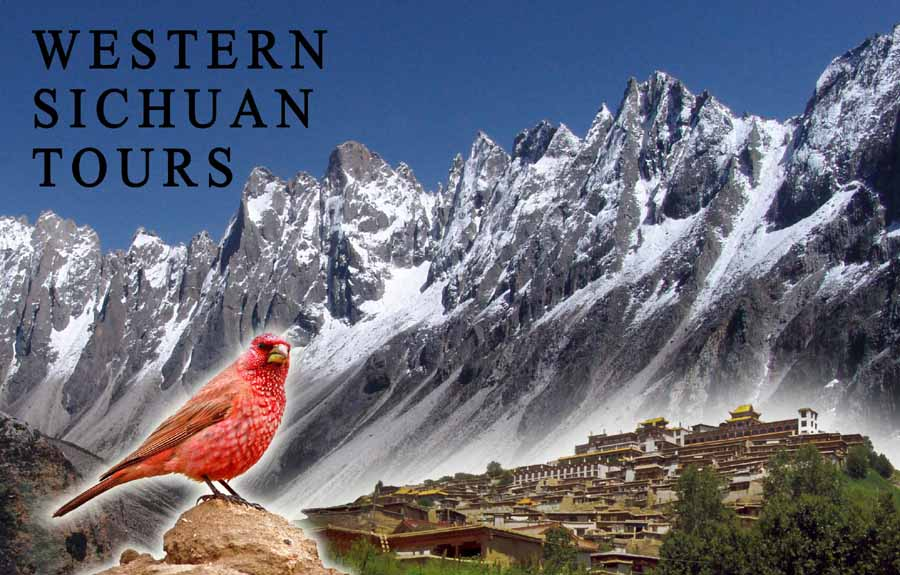 western sichuan tours
